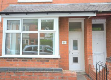 Thumbnail 3 bedroom terraced house for sale in Walton Street, Leicester