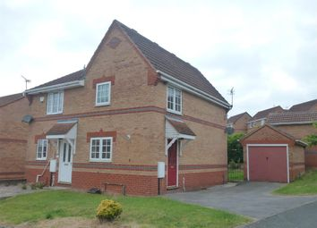 Thumbnail 2 bed property to rent in Edensor Drive, Belper, Derbyshire
