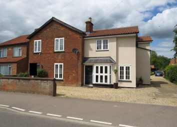 Thumbnail 5 bed detached house for sale in May Villas, Norwich Road, Dereham