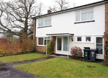 3 bed end terrace house for sale in Hulsewood Close, Wilmington, Dartford DA2