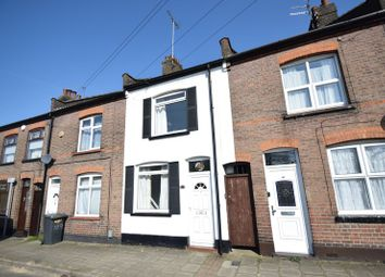 Thumbnail 2 bed terraced house to rent in North Street, Luton