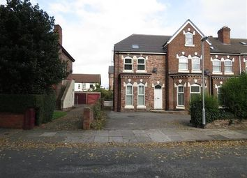 Thumbnail 2 bedroom flat to rent in Sefton Road, New Ferry, Wirral