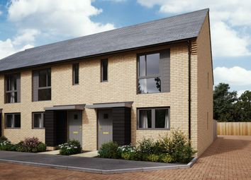 Thumbnail 2 bed flat for sale in The Coats, Plots 38, 41, 45, 46 & 49, Divot Way, Basingstoke, Hampshire
