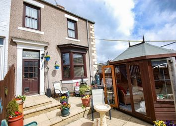 Thumbnail 4 bed terraced house for sale in Railway Terrace, Loftus, Saltburn-By-The-Sea