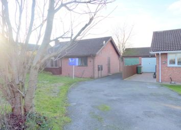 Thumbnail 2 bed bungalow to rent in Webster Close, Rainworth, Mansfield