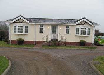 Thumbnail 2 bed mobile/park home for sale in Western Park (Ref 5505), Wheelock Heath, Sandbach, Cheshire