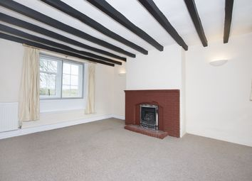 Thumbnail 1 bed terraced house to rent in Main Road, Broughton, Banbury