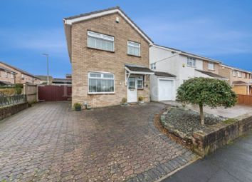Thumbnail 4 bed detached house for sale in Bardsey Close, St Julians, Newport.