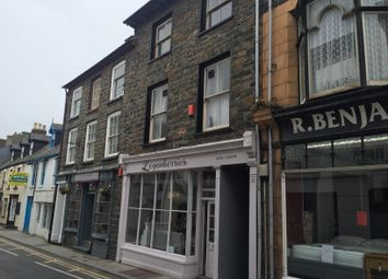 Thumbnail 3 bed duplex to rent in Bridge Street, Aberystwyth