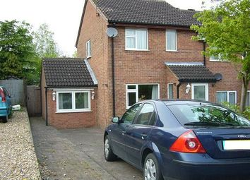 Thumbnail 3 bed semi-detached house to rent in Blackthorn Drive, Anstey Heights