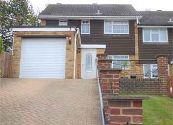Thumbnail 3 bed semi-detached house for sale in Mossbank, Walderslade, Chatham, Kent