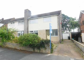 Thumbnail 3 bed semi-detached house for sale in Fortyacre Drive, Bredbury, Stockport