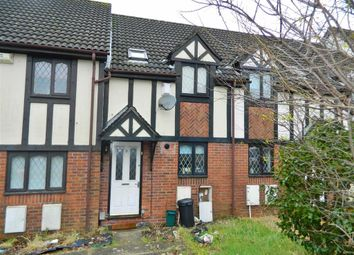 Thumbnail 2 bed terraced house for sale in Lancaster Court, Ravenhill, Swansea