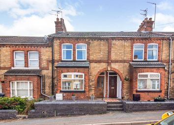 Thumbnail 3 bed terraced house for sale in Park Road, Rushden