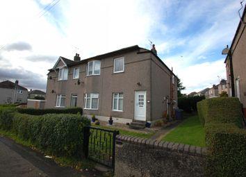 Thumbnail 3 bed flat for sale in 249 Tweedsmuir Road, Hillington, Glasgow