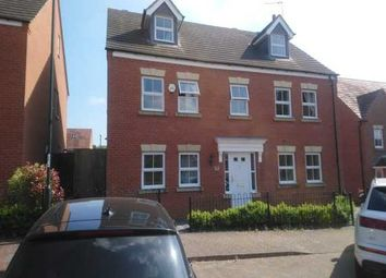 Thumbnail 5 bed detached house to rent in Sixpence Close, Coventry