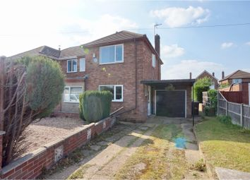 Thumbnail 3 bed semi-detached house for sale in Birchwood Avenue, Lincoln