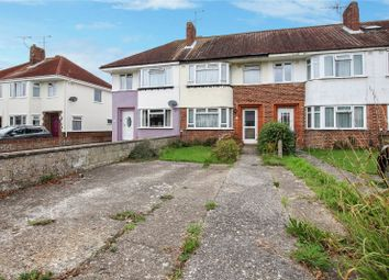 Thumbnail 3 bedroom terraced house for sale in Ardingly Drive, Goring-By-Sea, West Sussex