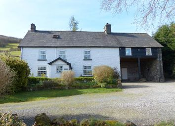 Thumbnail 6 bed detached house for sale in Llanwrthwl, Llandrindod Wells, Powys, 6Nu.