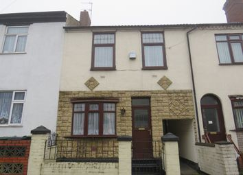 Thumbnail 3 bedroom terraced house for sale in Thynne Street, West Bromwich