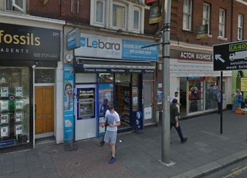 Thumbnail Commercial property for sale in High Street, Acton