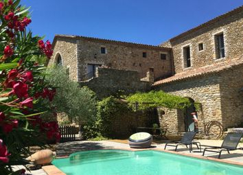 Thumbnail 9 bed property for sale in Allegre Les Fumades, Gard, France