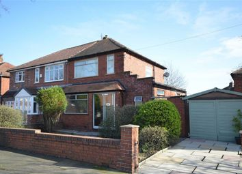 Thumbnail 3 bed semi-detached house for sale in Dane Road, Denton, Manchester, Greater Manchester
