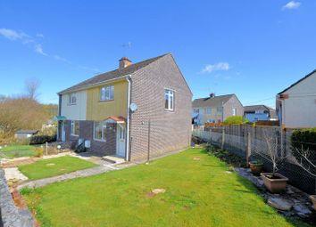 Thumbnail 2 bed semi-detached house for sale in Fillace Park, Horrabridge, Yelverton