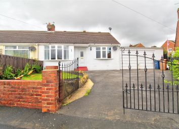 Thumbnail 2 bed semi-detached bungalow for sale in Bourn Lea, Shiney Row, Houghton Le Spring
