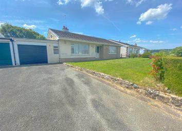 Thumbnail 3 bed detached bungalow for sale in Cilgerran Road, Penybryn, Cardigan (Nr. Cilgerran).