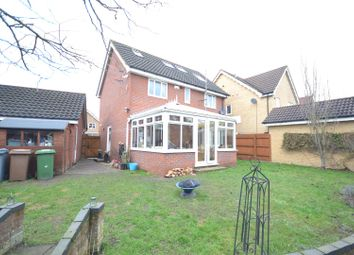 Thumbnail 4 bed detached house for sale in Horsford, Norwich