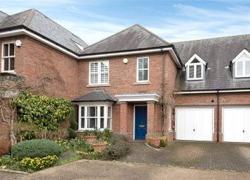 Thumbnail 4 bed terraced house for sale in Churchfield Place, Shepperton, Surrey