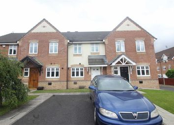 Thumbnail 2 bed mews house for sale in Stuart Close, Platt Bridge, Wigan