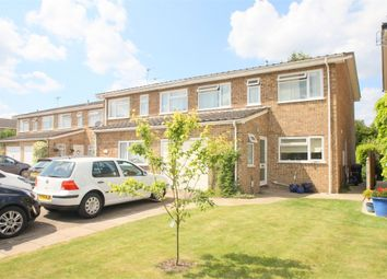 Thumbnail 4 bed semi-detached house for sale in Aymer Drive, Staines-Upon-Thames, Surrey