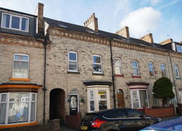 4 bed terraced house for sale in Rothbury Street, Scarborough YO12