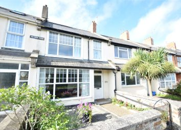Thumbnail 3 bedroom terraced house for sale in Victoria Road, Bude