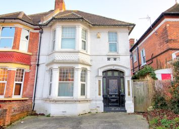 Thumbnail 4 bed semi-detached house for sale in Copthall Gardens, Folkestone