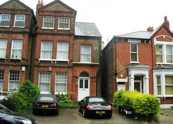 Thumbnail 2 bed flat to rent in Eardley Road, London / Streatham