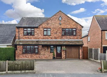 Thumbnail 5 bed detached house for sale in Highfields Road, Chasetown, Burntwood