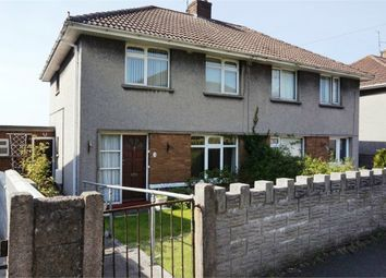 Thumbnail 3 bed semi-detached house for sale in Heol Tegfryn, Pyle, Bridgend
