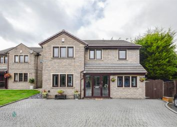 Thumbnail 4 bed detached house for sale in Hindley Court, Barrowford, Nelson