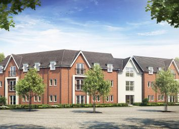 "Thumbnail 2 bedroom flat for sale in ""Edward"" at Waterlode, Nantwich"