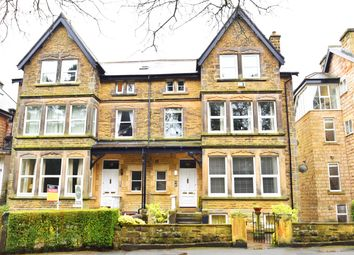 Thumbnail 2 bed flat to rent in Harlow Moor Drive, Harrogate, North Yorkshire