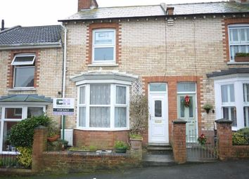 Thumbnail 3 bed terraced house for sale in Norwich Road, Weymouth, Dorset