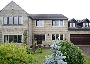 Thumbnail 5 bedroom detached house for sale in Santa Monica Road, Bradford, West Yorkshire