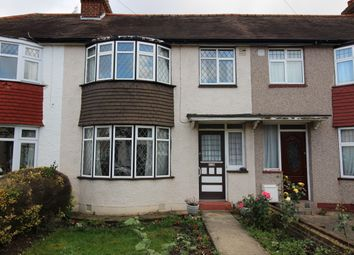 Thumbnail 3 bed terraced house for sale in Marlow Drive, North Cheam