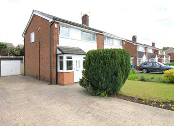 Thumbnail 3 bedroom semi-detached house for sale in Leyton Drive, Bury