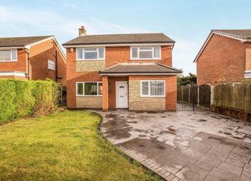 Thumbnail 4 bedroom detached house for sale in Meadowlands, Charnock Richard, Chorley, Lancashire