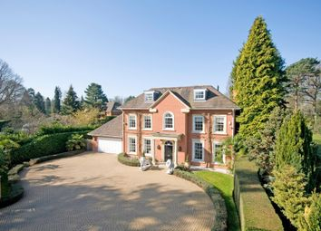 Thumbnail 7 bedroom detached house for sale in Warren Drive, Kingswood, Tadworth