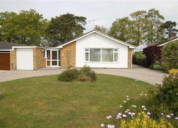 Thumbnail 3 bed detached bungalow for sale in Shepherd Close, Highcliffe, Christchurch, Dorset
